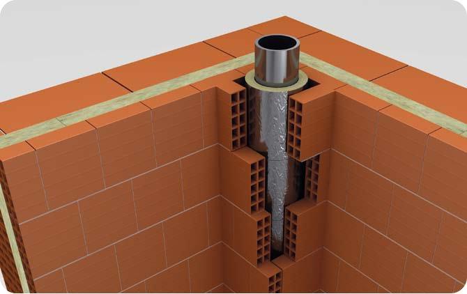 Canna fumaria caldaia installazione e assistenza for Stufa a legna per veranda protetta