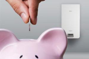 risparmio caldaia condensazione
